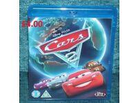 Disney Cars 2 Blu Ray Awesome Film
