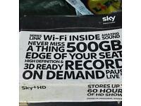 Sky box WiFi