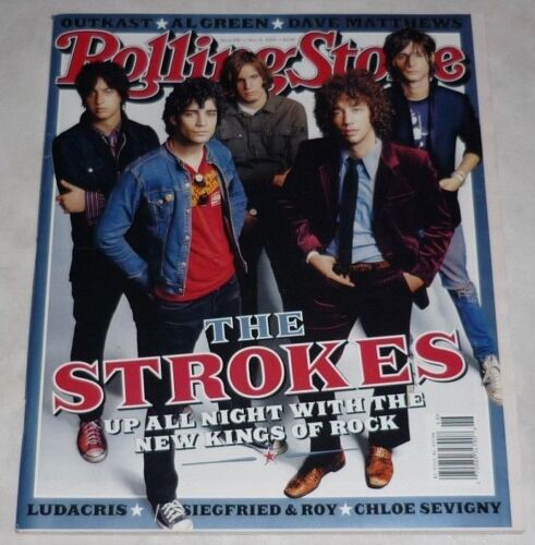 The STROKES Rolling Stone Magazine #935 November 13, 2003 NO MAILING LABEL/New!