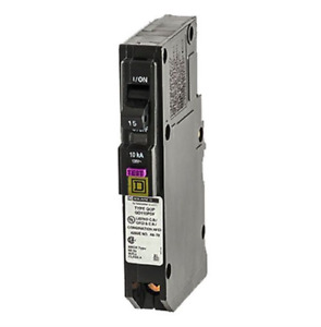 Square D QO115PDF Electrical Breaker by Schneider