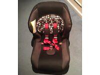 Unisex baby car seat