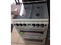 ***NEW New World 55cm wide gas cooker for SALE with 1 year warranty ***