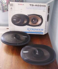 Pioneer TS-A6946 Car Stereo Speakers