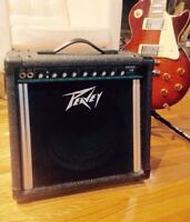 Peavey amp (perfect condition)