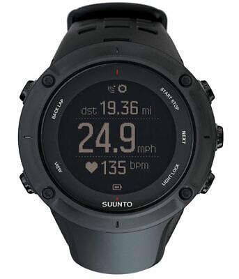 SUUNTO Ambit3 Peak HR Running GPS Unit Black SS020677000