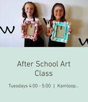After school art classes