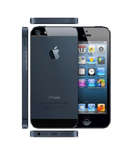 APPLE iPhone 5 | 64  GB | IMPORTED   UNLOCKED | Black   READ DESCRIPTION HURRY available at Ebay for Rs.14998