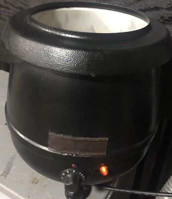 Glenray 10 12 Qt Electric Soup Warmer Commercial Restaurant Kitchen Heater