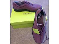 Hotter 'tone' ladies shoes- brand new. BNIB