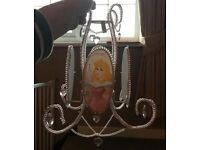 Disney princess light shade