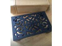 NEW decorative cast iron air brick