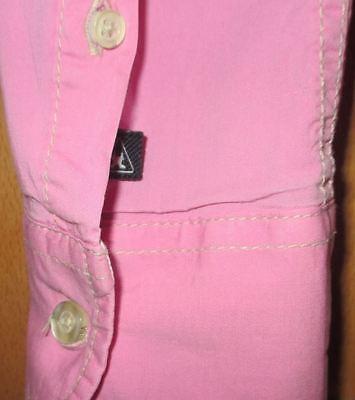 Details einer originalen Bluse in rosa-pink von Gaastra