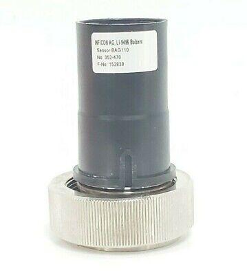 New Inficon Ag Sensor Bag110 No 352-470 F-no 152838 Vacuum Sensor