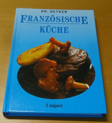 französische Küche, Kochbuch, Dr. Oetker, Top