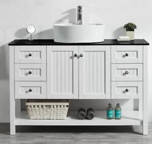 """Nadel 48"""" Bathroom Vanity Set **New**"""