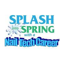 Nail Tech Course! Top-rated!  Springtime Program!