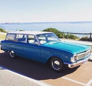 Ford Falcon XP Deluxe 1966 Cottesloe Cottesloe Area Preview