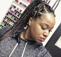 Box braids Protective Style