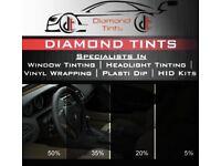 **Diamond Tints.Luton** Window Tints and Privacy Glass/Windows