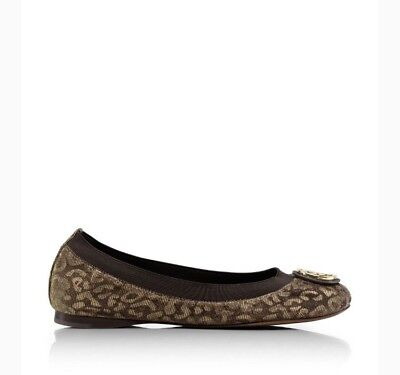 Tory Burch leopard flats, brand new 8.5