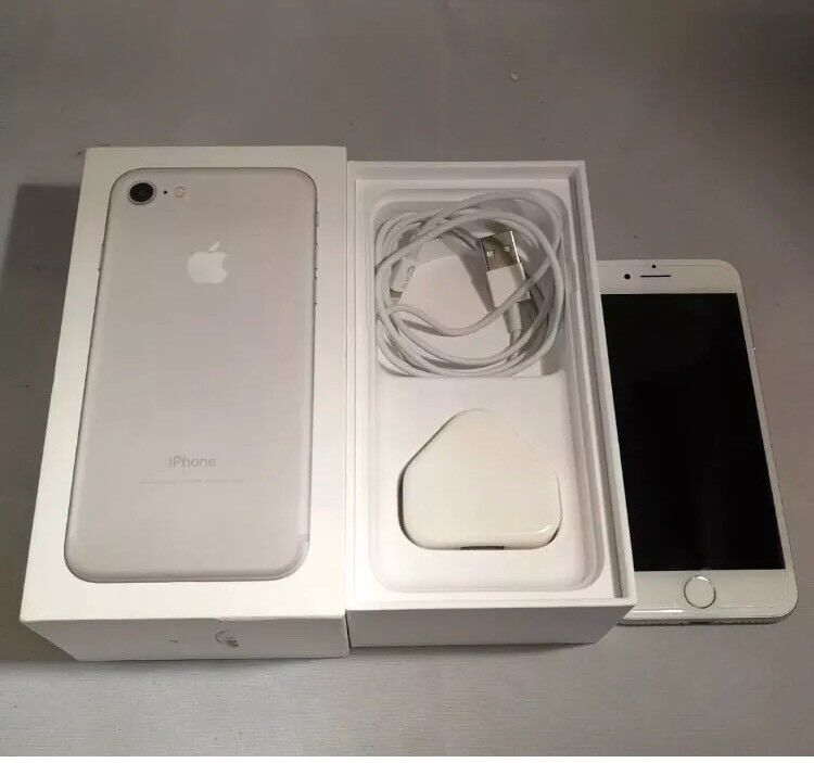 Apple iPhone 7 space grey 32gb Vodafone
