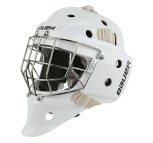 Bauer Profile 940X Sr. Certified Straight Bar Goalie Mask