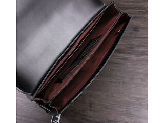 Montblanc Platinum Series Leather Briefcase Bag Camberley Picture 5