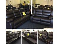 Recliner Sofa suites set 3 + 2 or corner recliner
