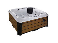 *Brand New* (Free Installation) Santorini Hot Tub (0% Finance Available & Free Delivery)