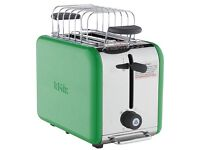 Toaster, green, Kenwood Kmix