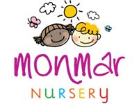 MONMAR NURSERY - Affordable, Local, Family Nursery in South Norwood - recently refurbished