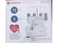 Singer Overlocker S14-78 Machine