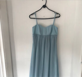 Duck Egg Prom or Bridesmaid Dress