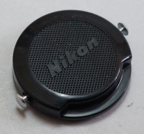 Original Nikon Camera Nikkor 34.5mm Lens Cap