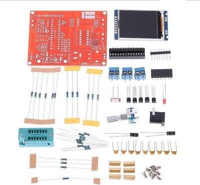 Diy Kit Gm328 Transistor Tester Diode Lcr Esr Meter Pwm Square Wave Case