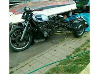 Trike Yamaha XS 750 triple