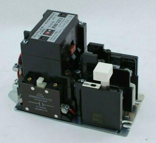 Cutler-Hammer A10BN0A Magnetic Starter