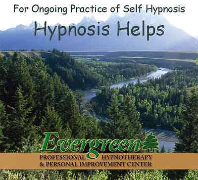 Hypnosis CD - Practice for all trance levels, Beginner, Intermediate & Advanced