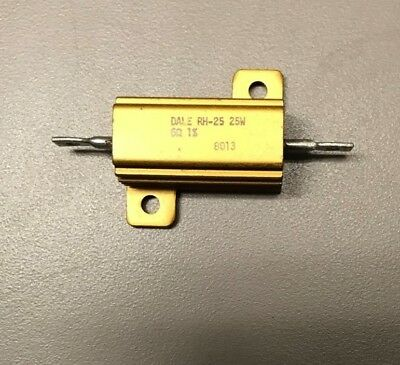 Dale Rh-25 Power Resistor 25w 6 Ohm 1