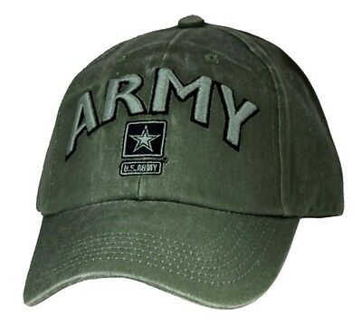 US ARMY - U.S. Army with Army Star ODG Officially Licensed