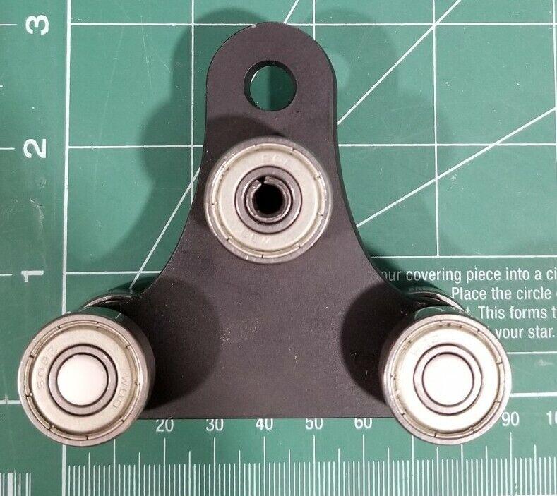 1-5/8 Strut Channel Trolley CUSTOM MADE 6 WHEEL - USA Made    Unistrut P2949