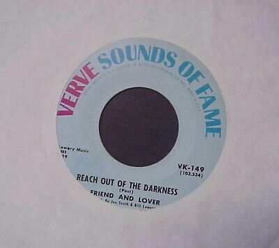 Friend and Lover - Reach Out Of The Darkness / Time On Your Side - 45 RPM