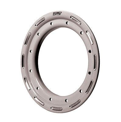 "Douglas DWT 8/"" Inch Beadlock Rear Wheel Mud Plug Cover Cap Set Black Blue"