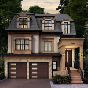 Luxury Homes Coming In Mississauga