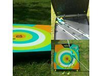 Children's archery set from decathlon.