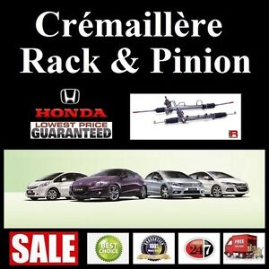 Honda Prelude ■  Rack and Pinion ► Crémaillère (OEM)