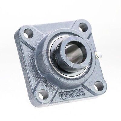 1.25 In Square Flange Units Cast Iron Hcfs207-20 Mounted Bearing Hc207-20fs207
