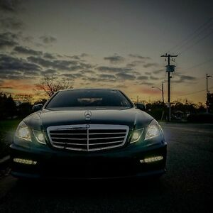 2011 Mercedes Benz E63 AMG - low mileage  Kitchener / Waterloo Kitchener Area image 2