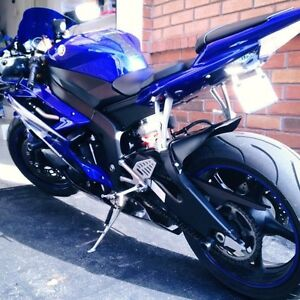 Yamaha YZF-R6 Blue in great condition