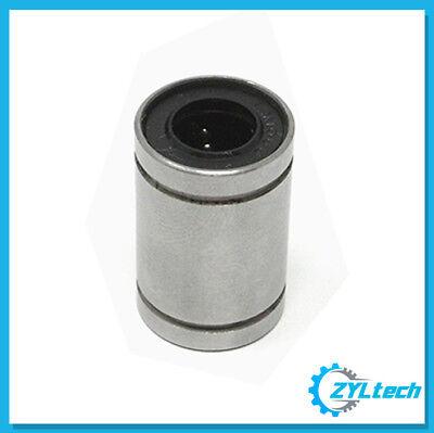 High Quality Zyltech Lm8uu Linear Motion Ball Bearing Bushing 3d Printer Cnc